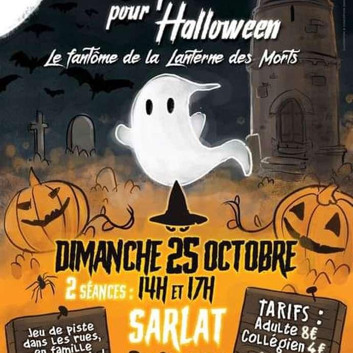 Une enquête pour Halloween