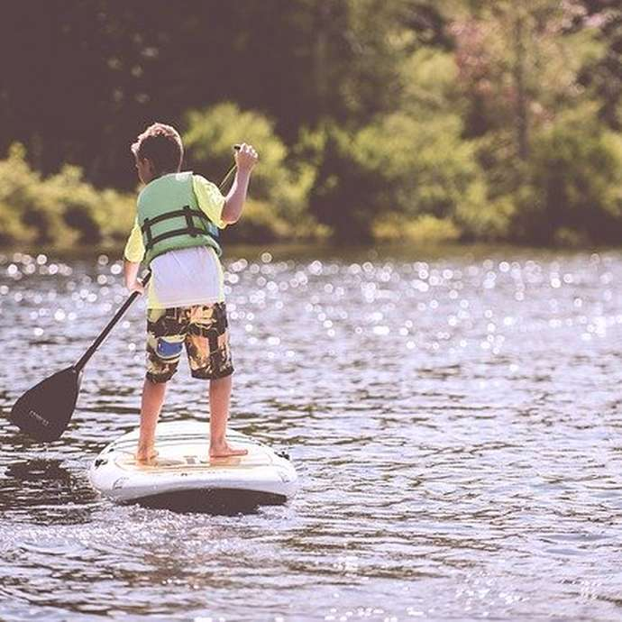 Eté Actif 2020 : Paddle Nocturne