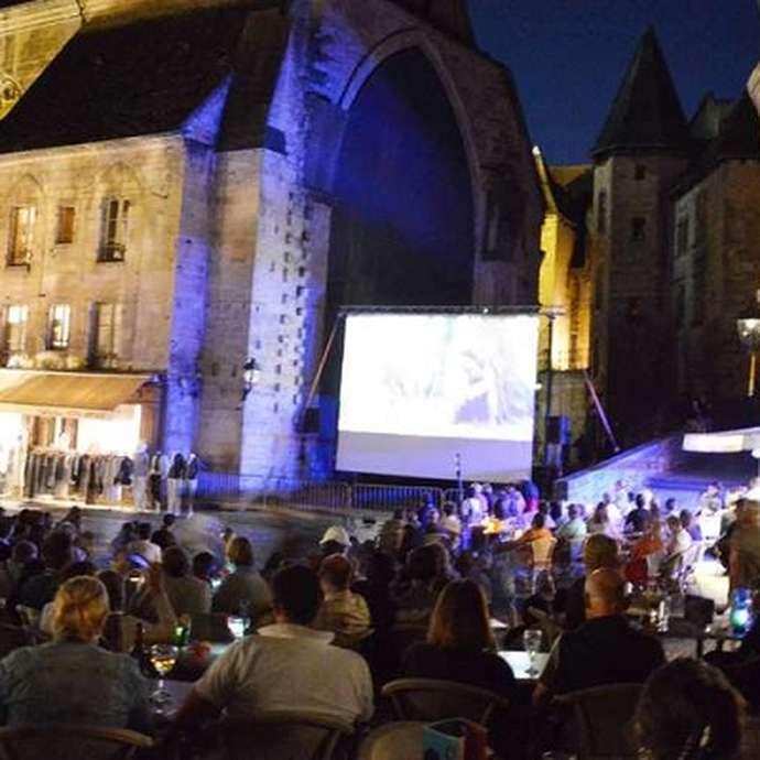 Festival Soirs des Toiles, cinéma de plein air Fanlac