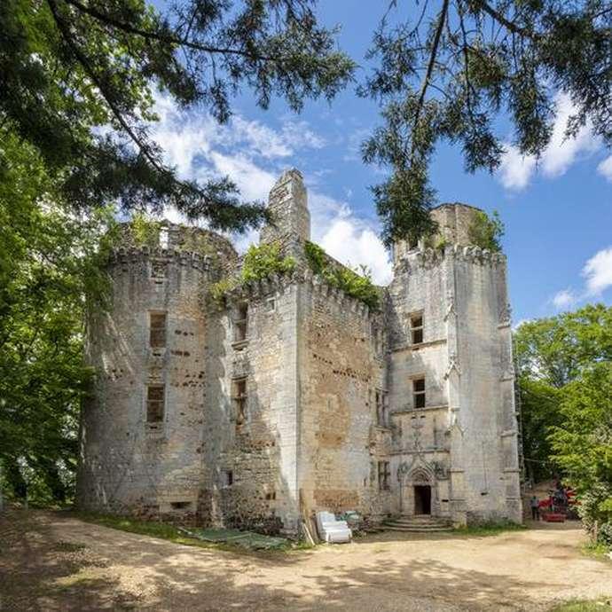 Journées du patrimoine : La seconde Renaissance du château de l'Herm 1520-2021