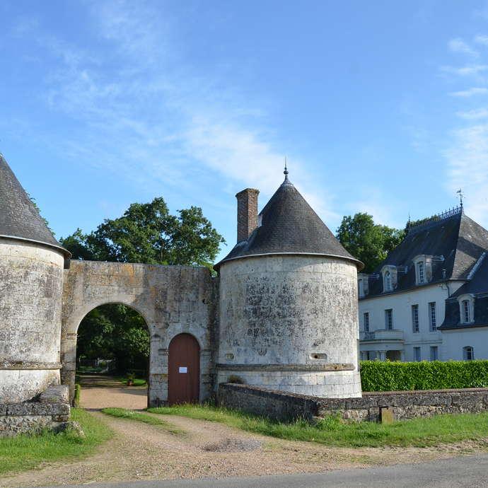 Visite guidée - Le château de la Touche-Hersant