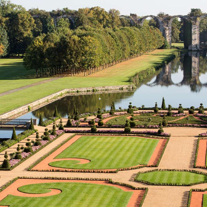 Jardins et aqueduc de Maintenon
