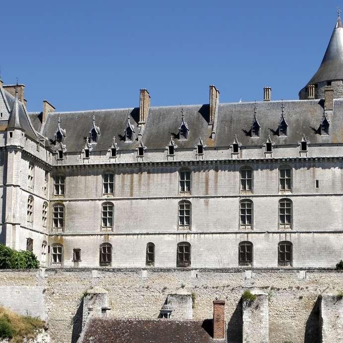 Visite guidée - Châteaudun de haut en bas