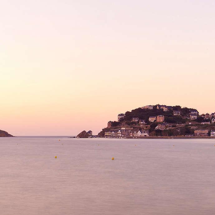 Pointe de Pléneuf et îlot du Verdelet