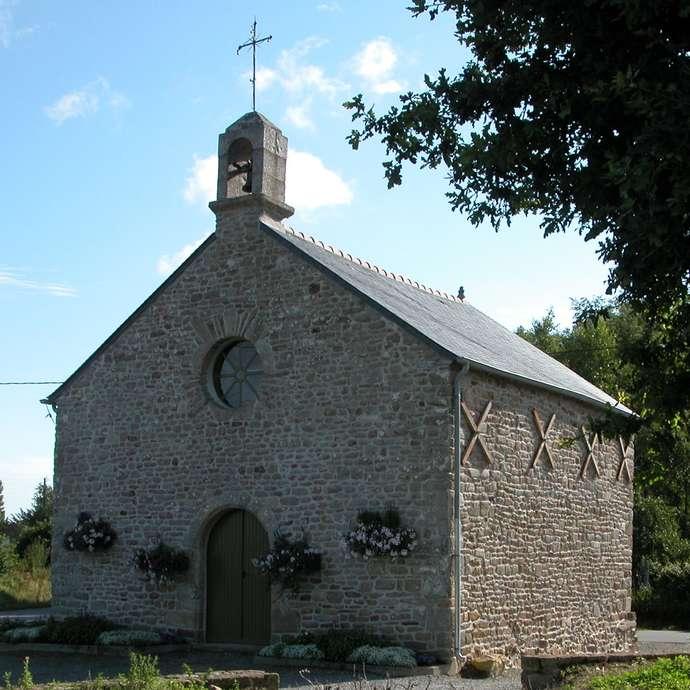 Chapelle de Crézouard