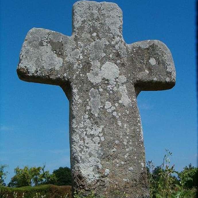 Croix Oulot ou croix dite de St Queneuc