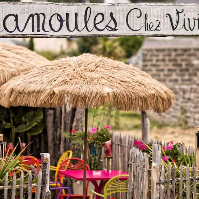 "Chez Viviane ""Baramoules"""