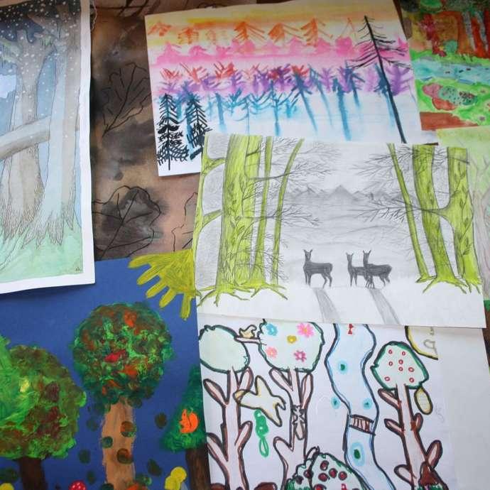 Concours de dessins pour les enfants - Musée M. Méheut