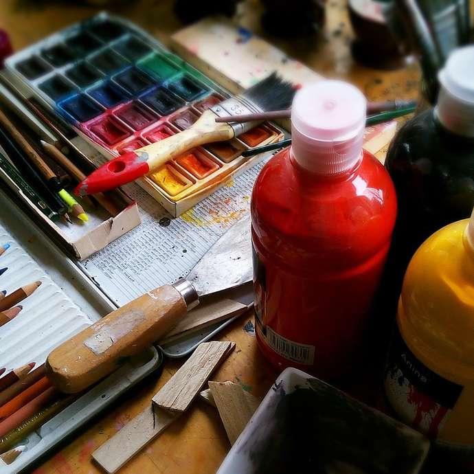 Balade des arts : Exposition de photographies et peintures