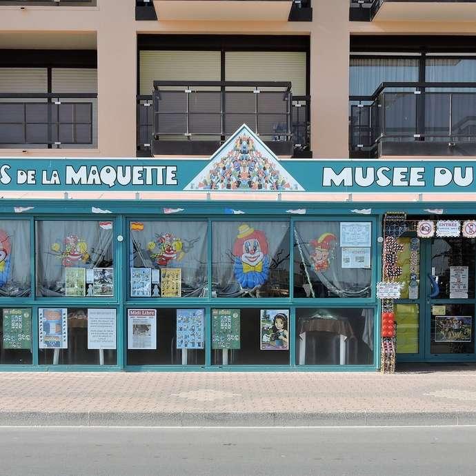 LE PALAIS DE LA MAQUETTE - MUSÉE DU JOUET