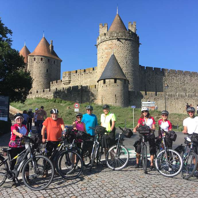 RELAX RENTALS - LE CANAL DU MIDI A VELO