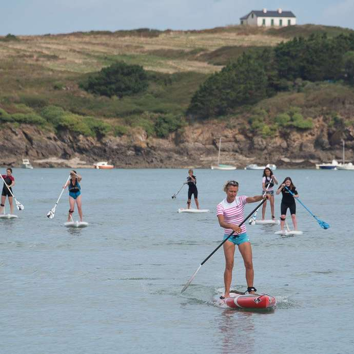 Stand Up Paddle - Supequilibre