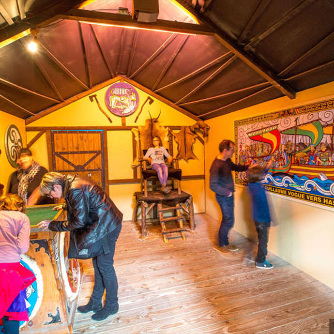 Enigmaparc, parc de loisirs 100% couvert
