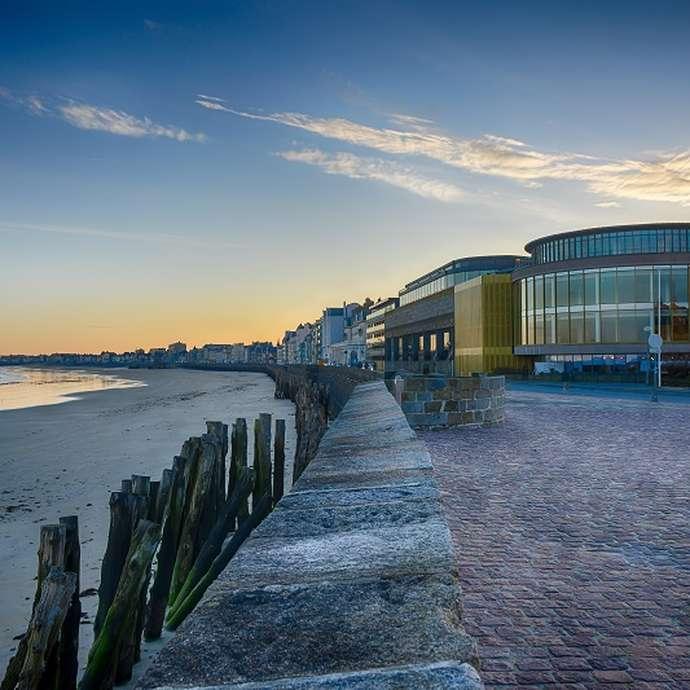 Le Grand Large -  Palais des Congrès de Saint-Malo