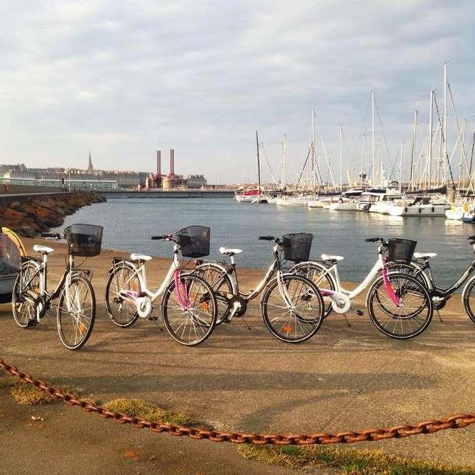 Loc'Malouine - Location de vélos à domicile