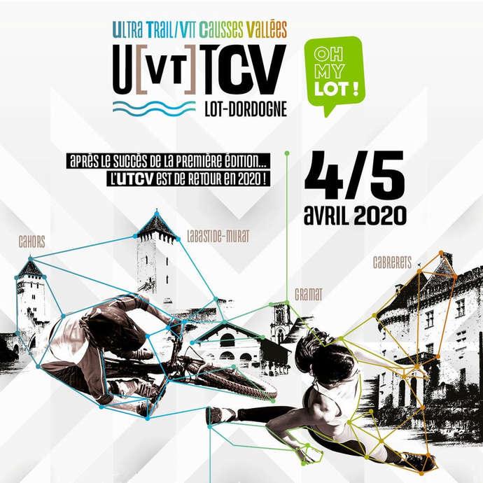 Ultra Trail et VTT Causses et Vallées Lot Dordogne - UTCV