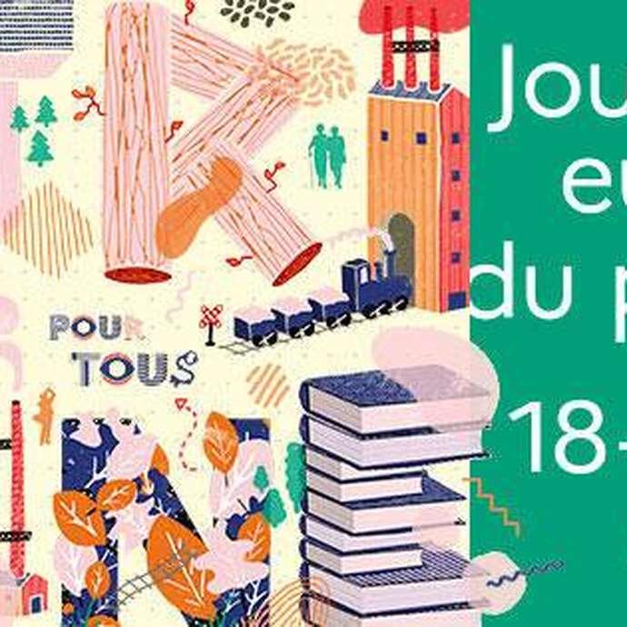 JOURNÉES EUROPÉENNES DU PATRIMOINE - MOUZEUIL SAINT MARTIN