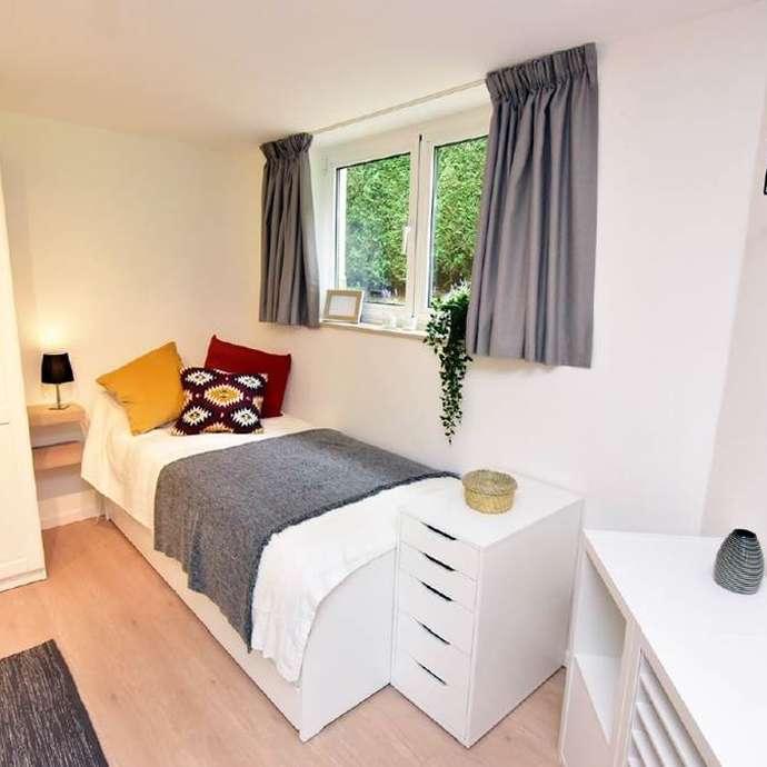 Studio Dieweg, logement meublé