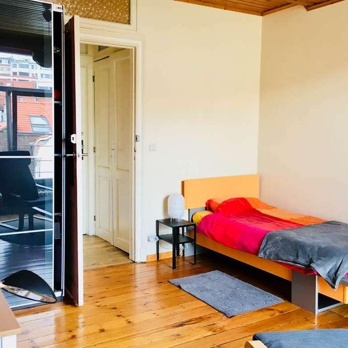 Cyclofox, logement meublé