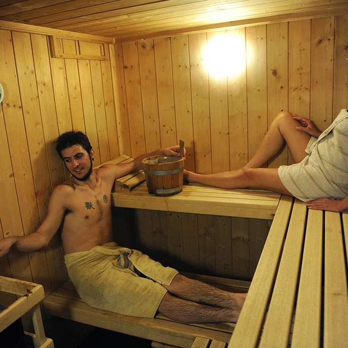 Espace balnéo-ludique, sauna, hammam