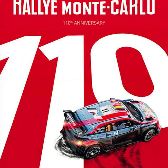 89e Rallye Automobile Monte-Carlo