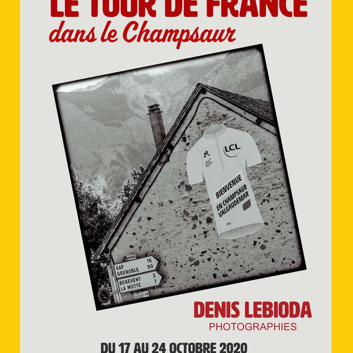 Le Tour de France cycliste 2020 dans le Champsaur