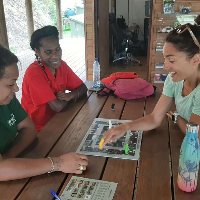 L'été en forêt : Jeu de piste et jeu de l'oie - Parc des Grandes Fougères