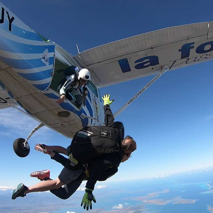 Centre école de parachutisme de Nouvelle-Calédonie