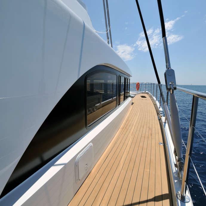 Sortie en catamaran Harmony - Croisières Inter-îles