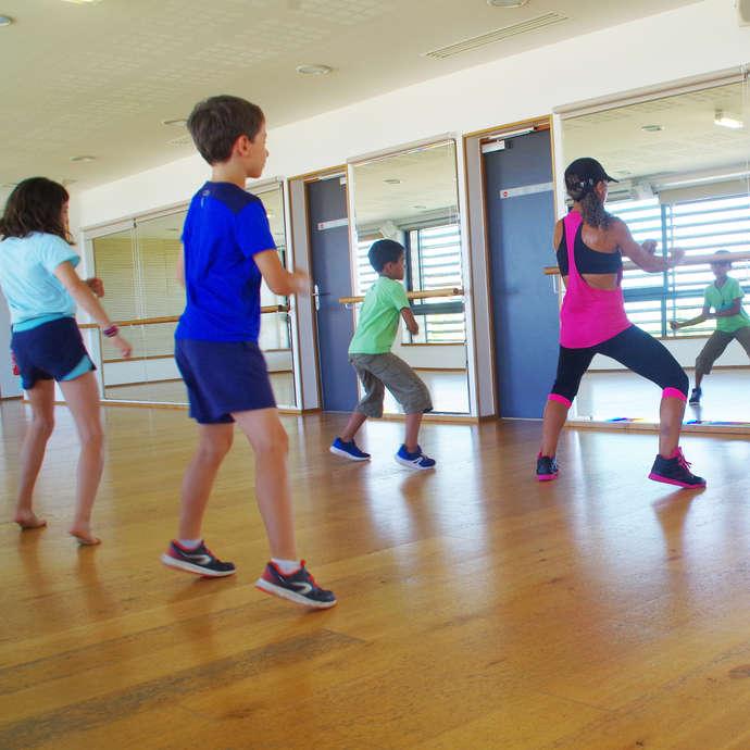 Atelier estival enfants - Zumba Kids