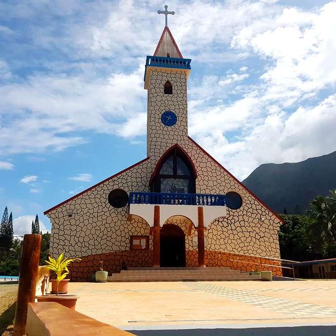 Église Sainte-Thérèse du Vallon Dore