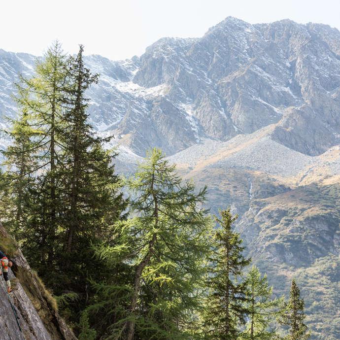 Klettern lernen in Madzeria