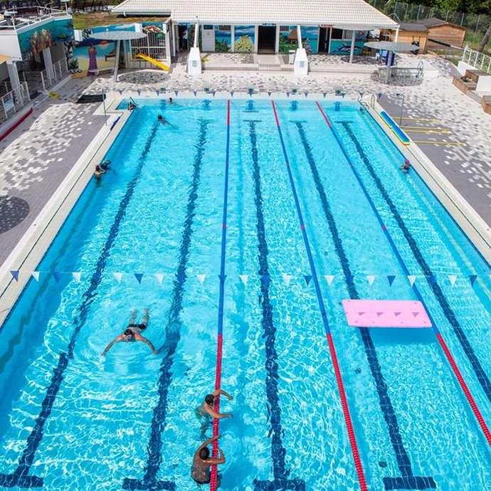 Centre aquatique Le Grand Bleu