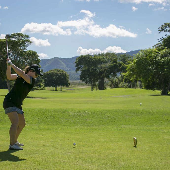 Parcours de golf 18 trous - Exclusiv Golf Deva