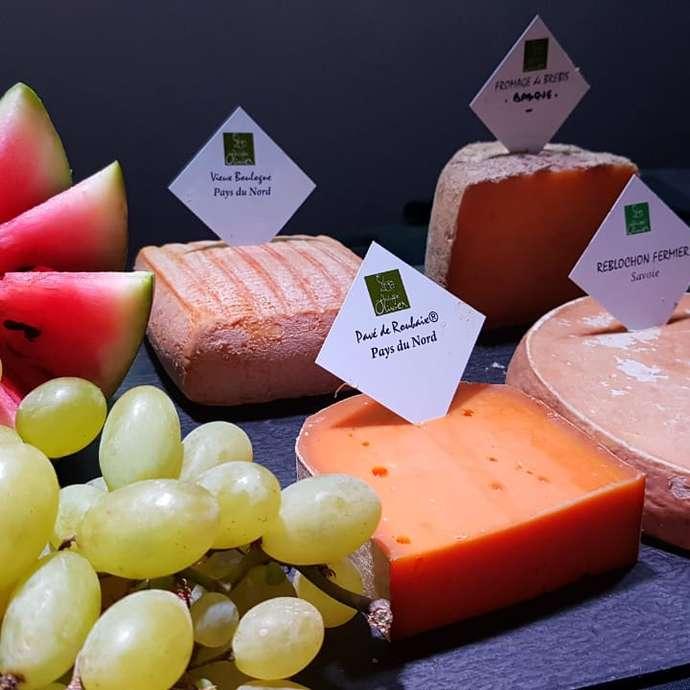 La Route des fromages de France