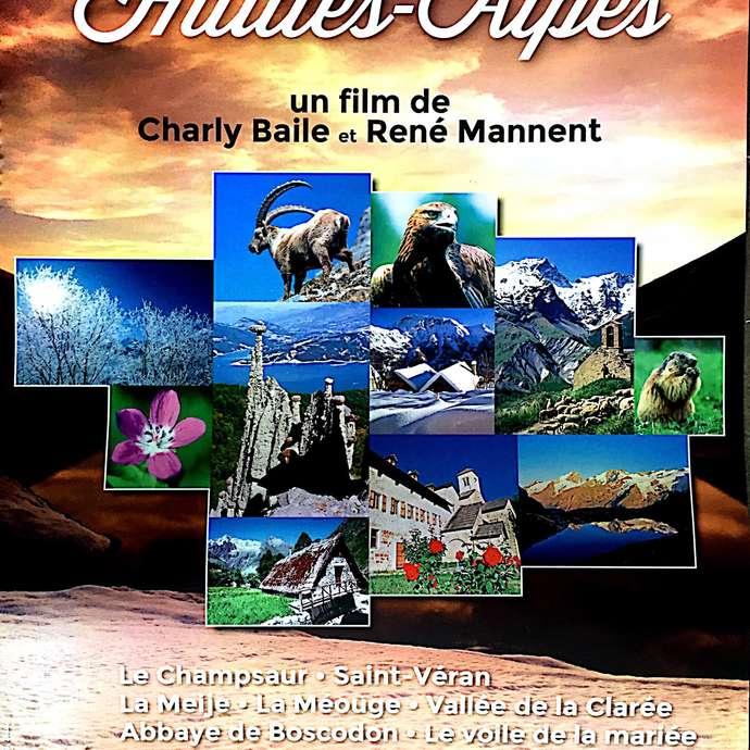 """Projection """"Merveilles des Hautes-Alpes"""""""