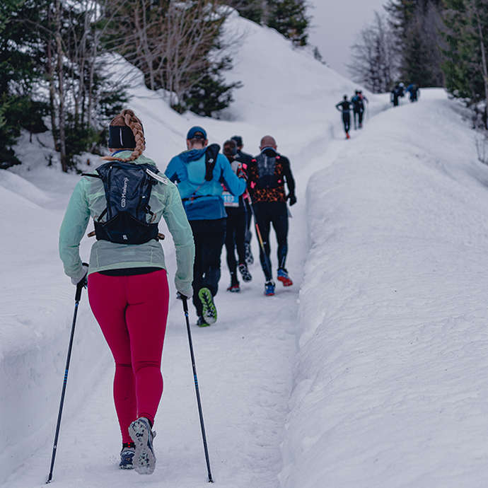 Tzoumaz Trail Blanc