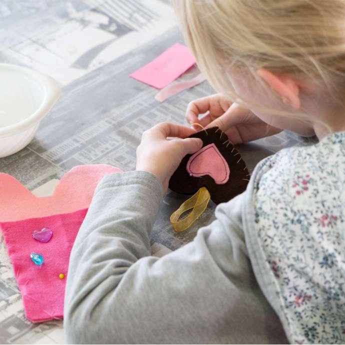 Atelier estival enfants - Couture et Frous-Frous