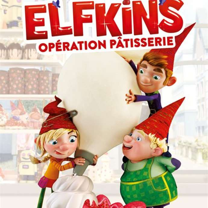 Les Elfkins au cinéma de Bourail