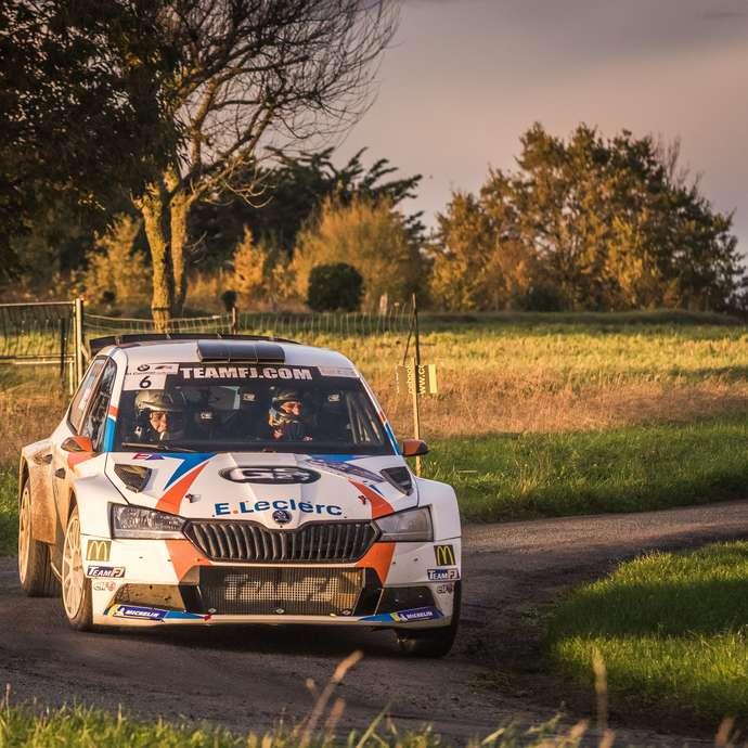 63E édition du rallye d'automne