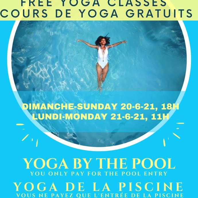 International Yoga Day - Free Yoga