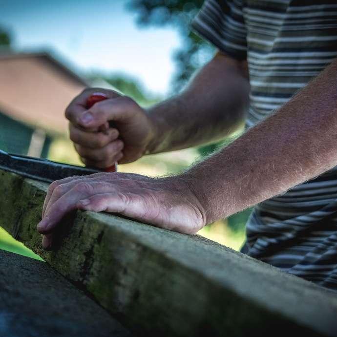 Artisanat du bois à la Fondation Domus