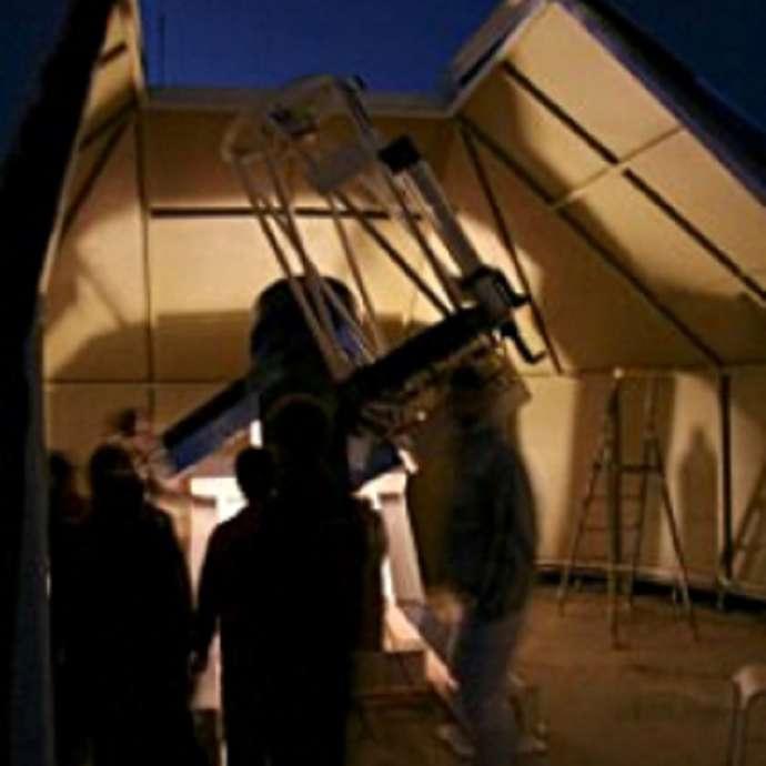 Balade nocturne - Observatoire astronomique SIRENE