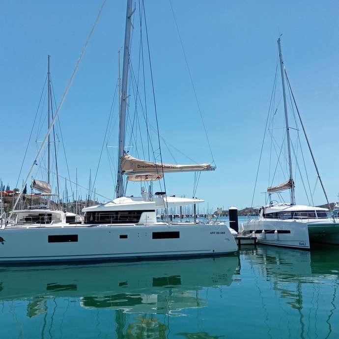 Dream Yacht Charter Nouvelle-Calédonie