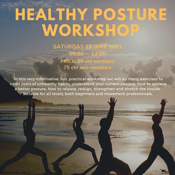 Healthy Posture Workshop