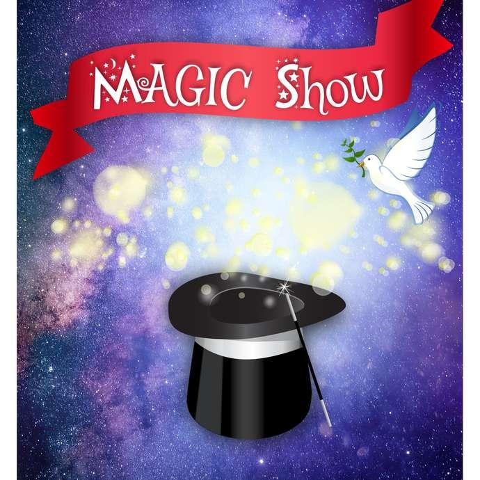 Spectacle de magie par Gilles