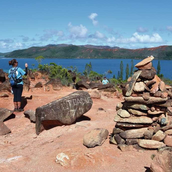 Sentier de l'îlot Casy