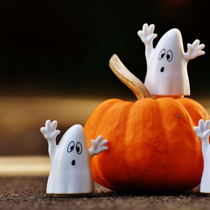 Halloween au centre aquatique