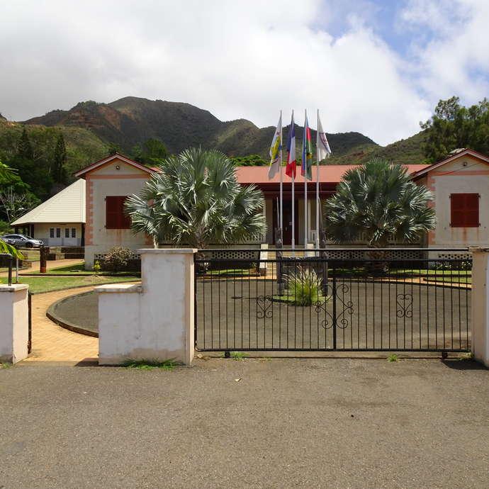 Mairie de Thio