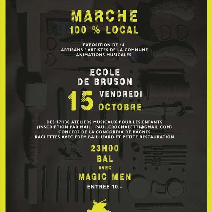 Marché 100 % Local